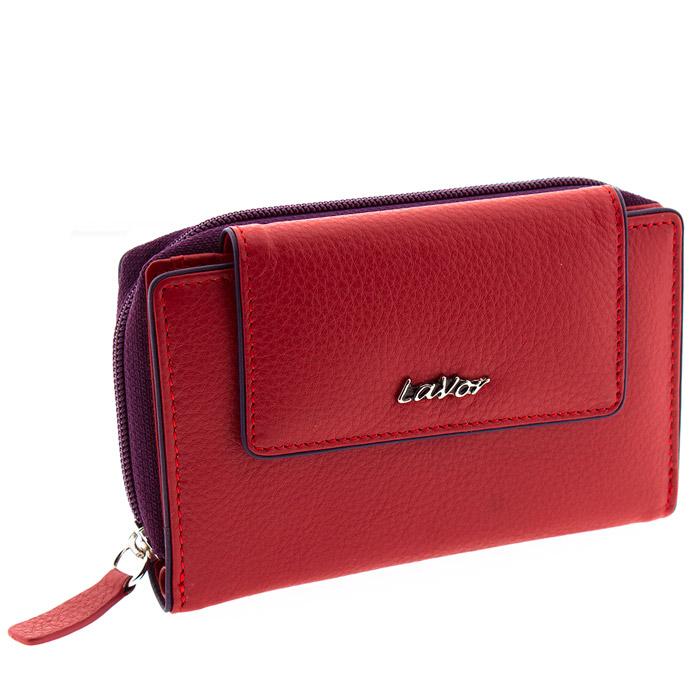 Πορτοφόλι δέρμα Lavor 1-5819-Κοκκινο - Γυναικειες τσαντες  0dff9d20e5d
