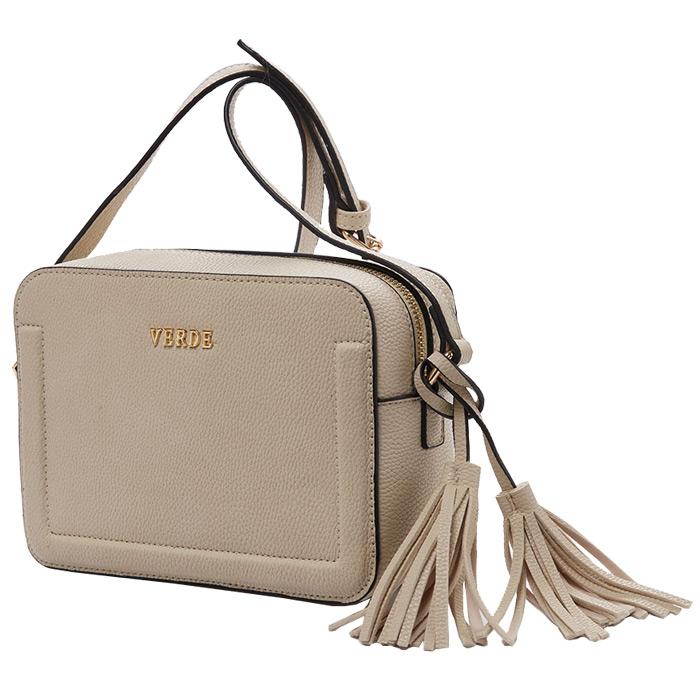 Τσάντα γυναικεία χιαστί Verde 16-4544-Εκρου - Γυναικειες τσαντες ... edfeb548f68