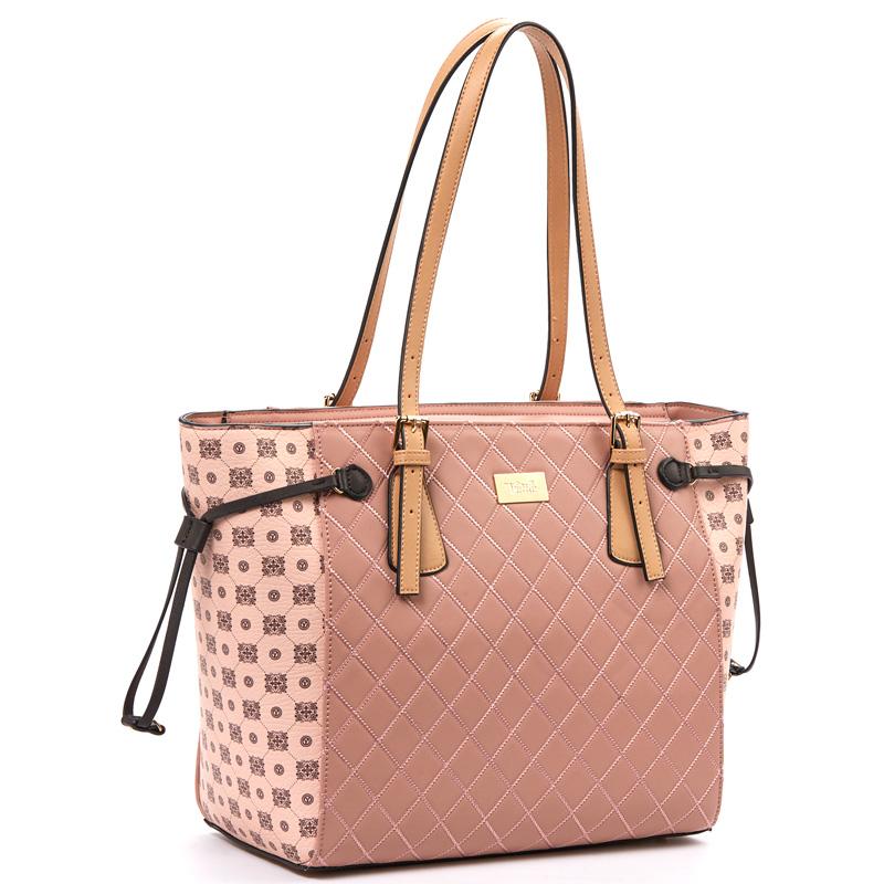 f8a626d898 Τσάντα γυναικεία Ώμου Verde 16-5115-Ροζ - Γυναικειες τσαντες ...