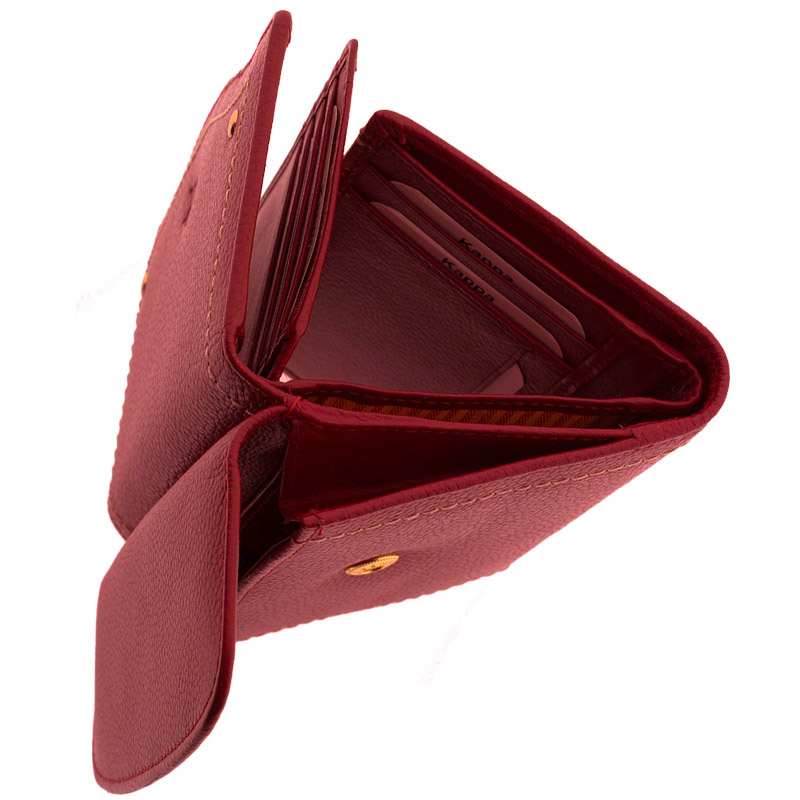 79154eb200 ΑρχικήΠορτοφόλιαΓυναικεία ΠορτοφόλιαΔερμάτιναΔερμάτινο γυναικείο πορτοφόλι  Kappa 1779-Κοκκινο
