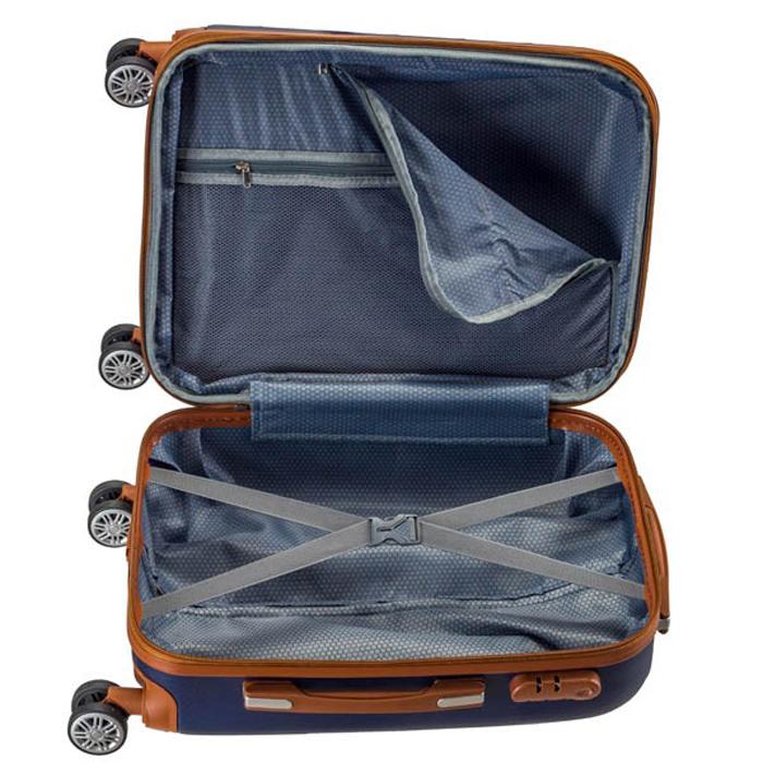 aa51867990 ΑρχικήΕίδη ΤαξιδιούΒαλίτσες ΣκληρέςΒαλίτσα σκληρή ABS Μικρή με επέκταση Rcm  18-001-55-Μπλε