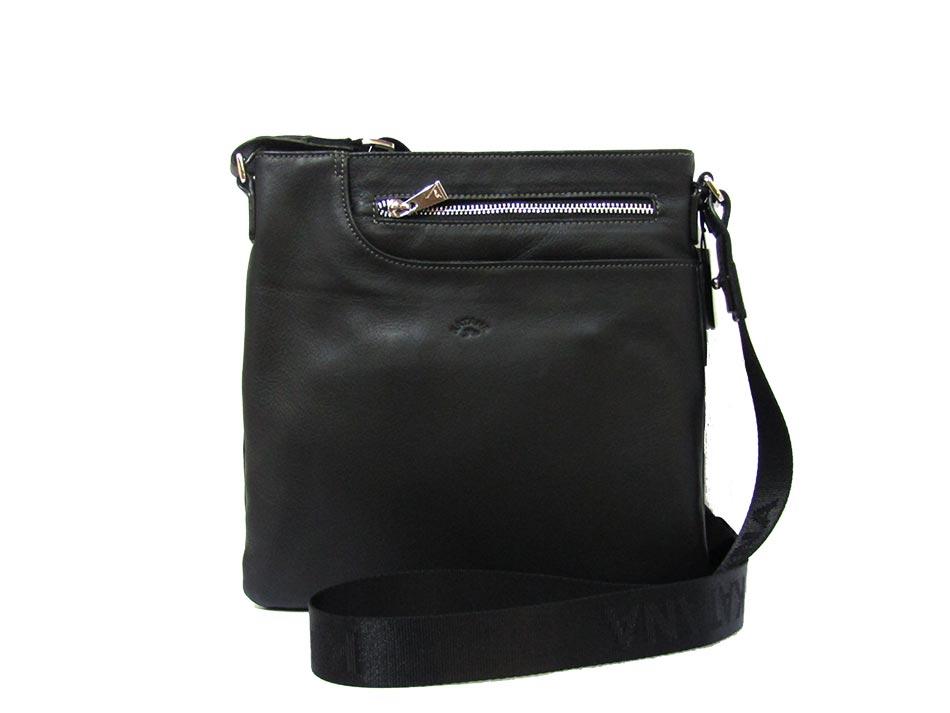 f4c9627c02 Tσάντα γυναικεία χιαστί δέρμα 89107-μαύρο - Γυναικειες τσαντες ...