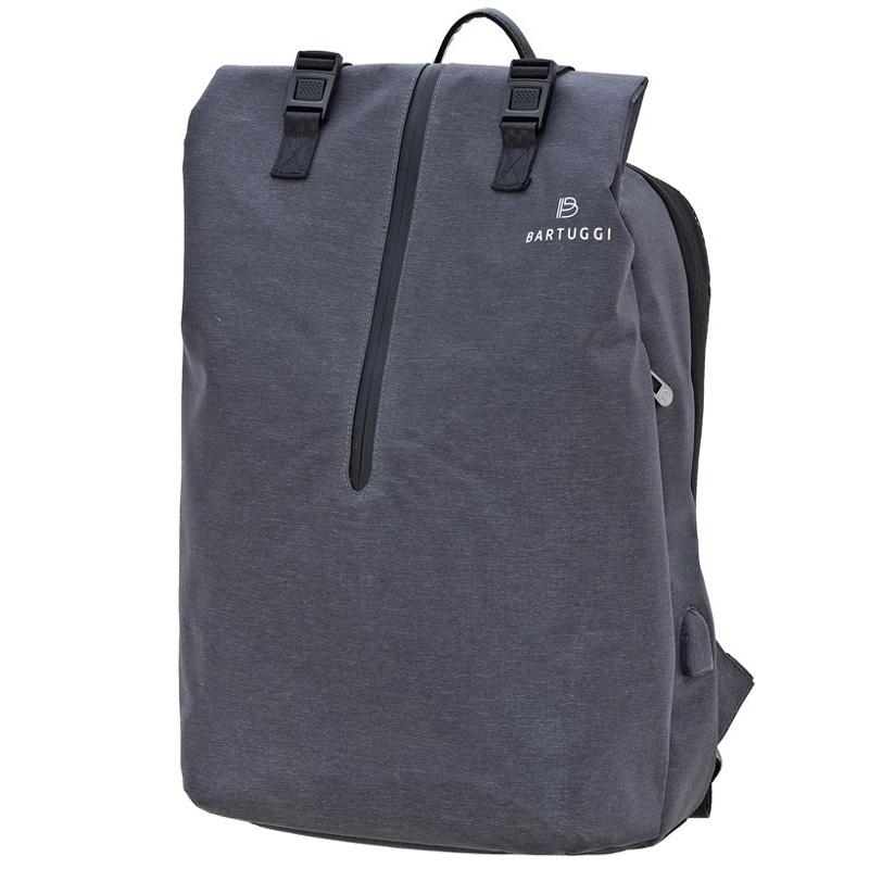 739335517d Τσάντα πλάτης Laptop case Bartuggi 32-711-6485-Γκρι - Γυναικειες τσαντες