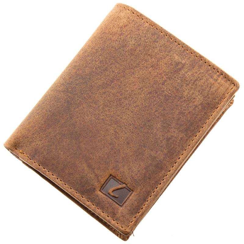 6fb3501f98 Δερμάτινο πορτοφόλι μικρό μέγεθος 3309-Καφέ Ανοιχτό - Γυναικειες τσαντες