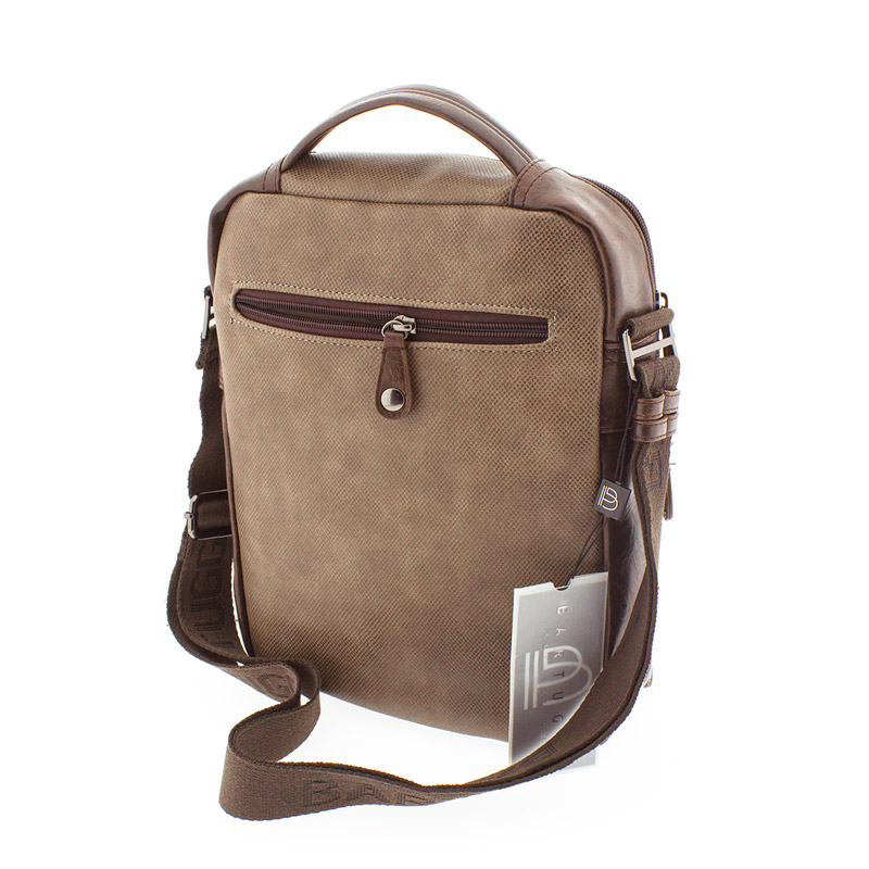 Τσάντα Ώμου Bartuggi 82-711-6687-Καφέ - Γυναικειες τσαντες ... 0bda9810547