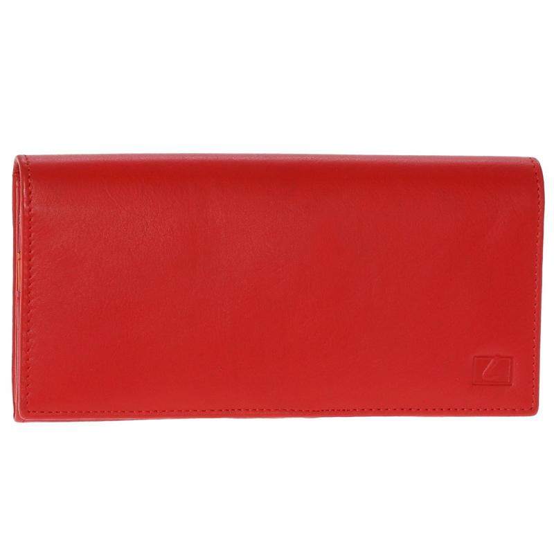 0c8b0d1262 Πορτοφόλι γυναικείο δέρμα Lavor 1-7556-Κοκκινο - Γυναικειες τσαντες ...