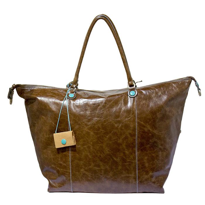 d4359e8f69 Τσάντα δέρμα GABS G3XXL-MAMA-05-Καφε - Γυναικειες τσαντες