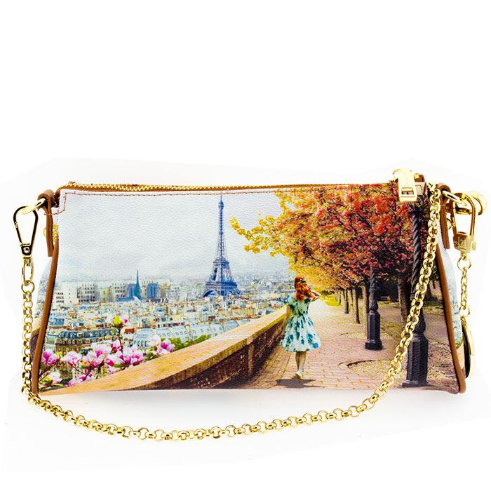 4c30362a79 Τσάντα γυναικεία χιαστί Ynot J313-Eiffel-Walk - Γυναικειες τσαντες ...