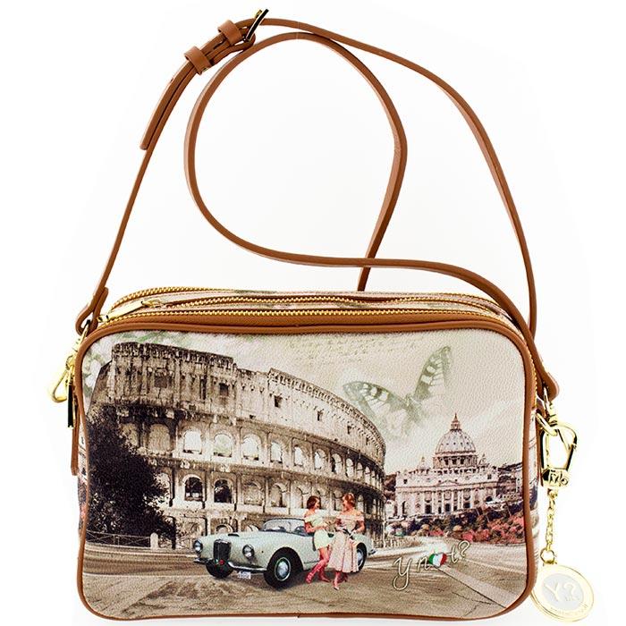 0c5e5c21eb Τσάντα γυναικεία χιαστί Ynot J350-Life-in-Rome - Γυναικειες τσαντες ...