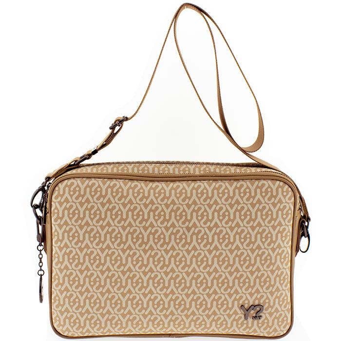 99d52e2b5f Τσάντα γυναικεία χιαστί Ynot Y351-Μπεζ - Γυναικειες τσαντες ...